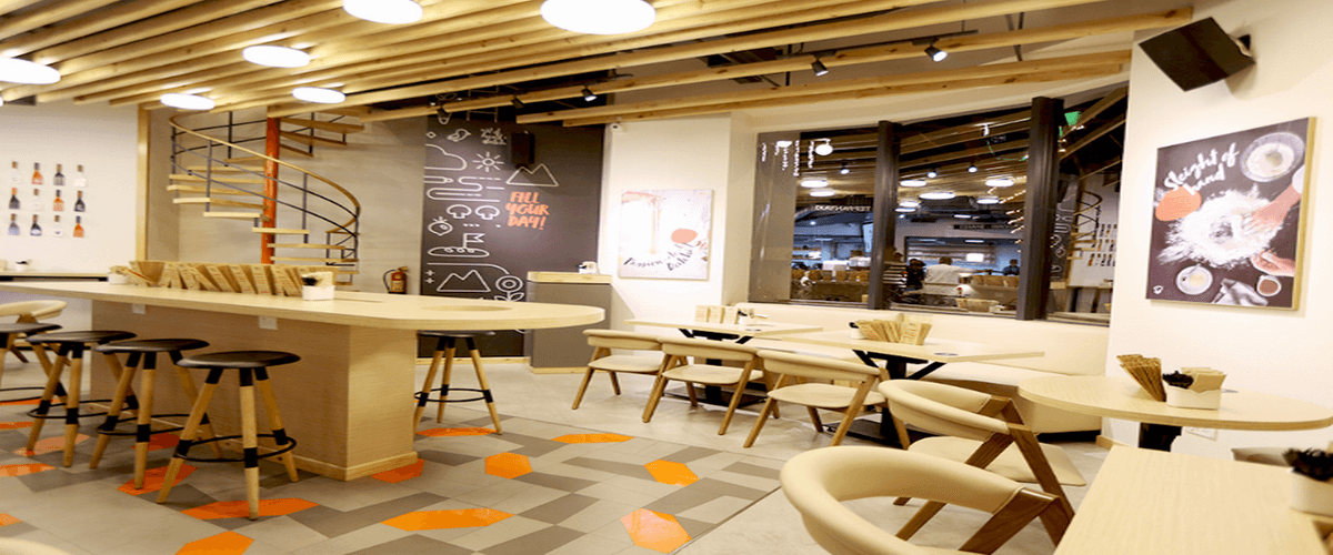 One step away from your Restaurant Interior Design & Sprinteriors | Restaurant Interior Designs u2013 Hire Small Restaurant ...